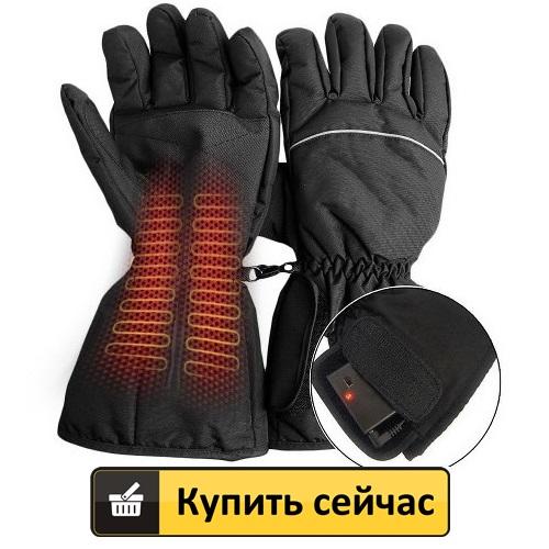 китайские перчатки с подогревом отзывы