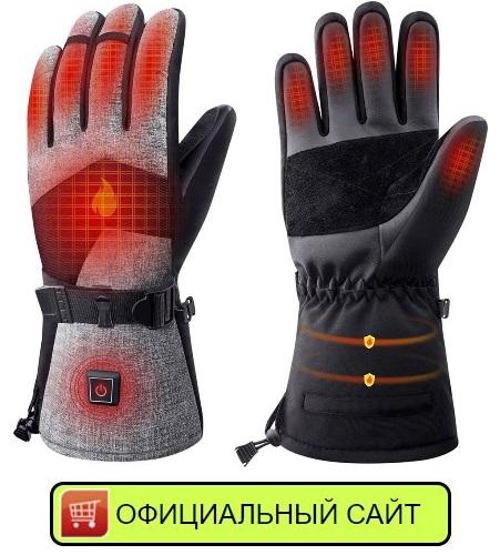 перчатки с подогревом blazewear купить